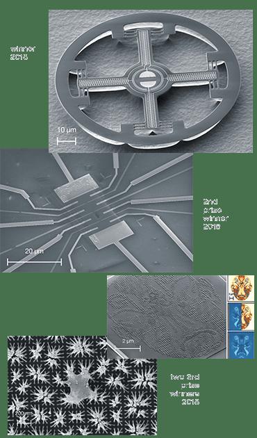 Raith Micrograph Award Winners
